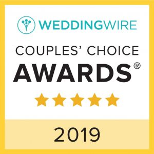 Weddingwire couples choice awards